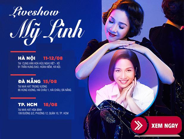 Bán Vé Liveshow Mỹ Linh Tour 2018 Thời Gian – Tại Đà Nẵng