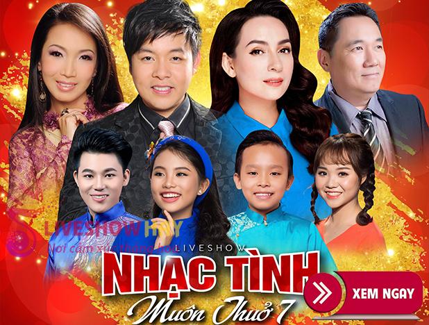 Bán vé Liveshow Nhạc Tình Muôn Thuở 7 – TP Đà Nẵng