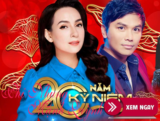 Bán vé Liveshow Phi Nhung, Mạnh Quỳnh 30/11/2018
