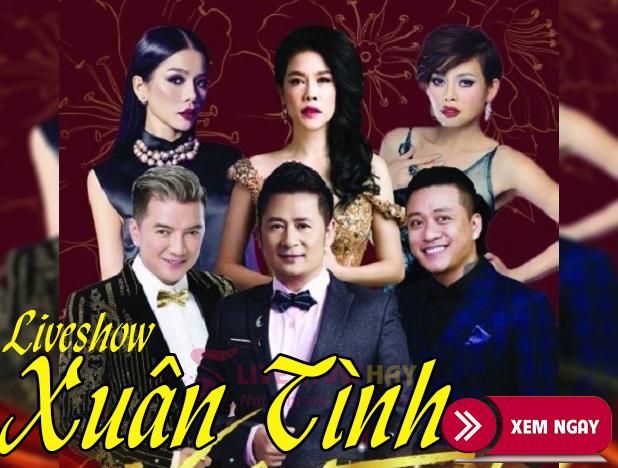 Bán vé Liveshow Xuân Tình 4/1/2019