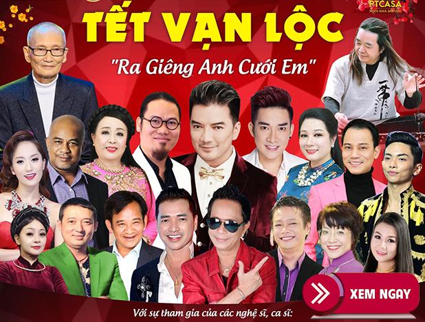 Bán vé Tết Vạn Lộc 2019