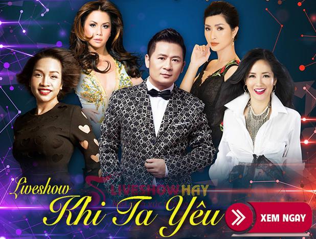 Bán vé Liveshow Khi Ta Yêu – Bằng Kiều 7,8/3/2019