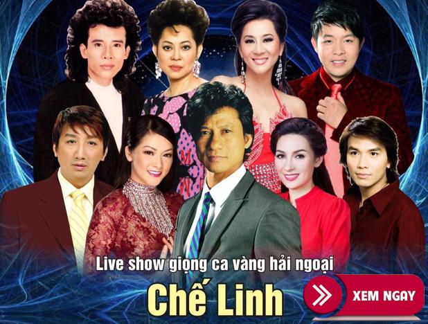 Bán vé Liveshow Chế Linh 6/4/2019 – Tình Bơ Vơ