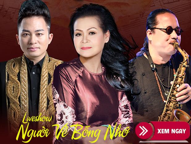 Bán vé Liveshow Khánh Ly, Tùng Dương 4-5/5/2019