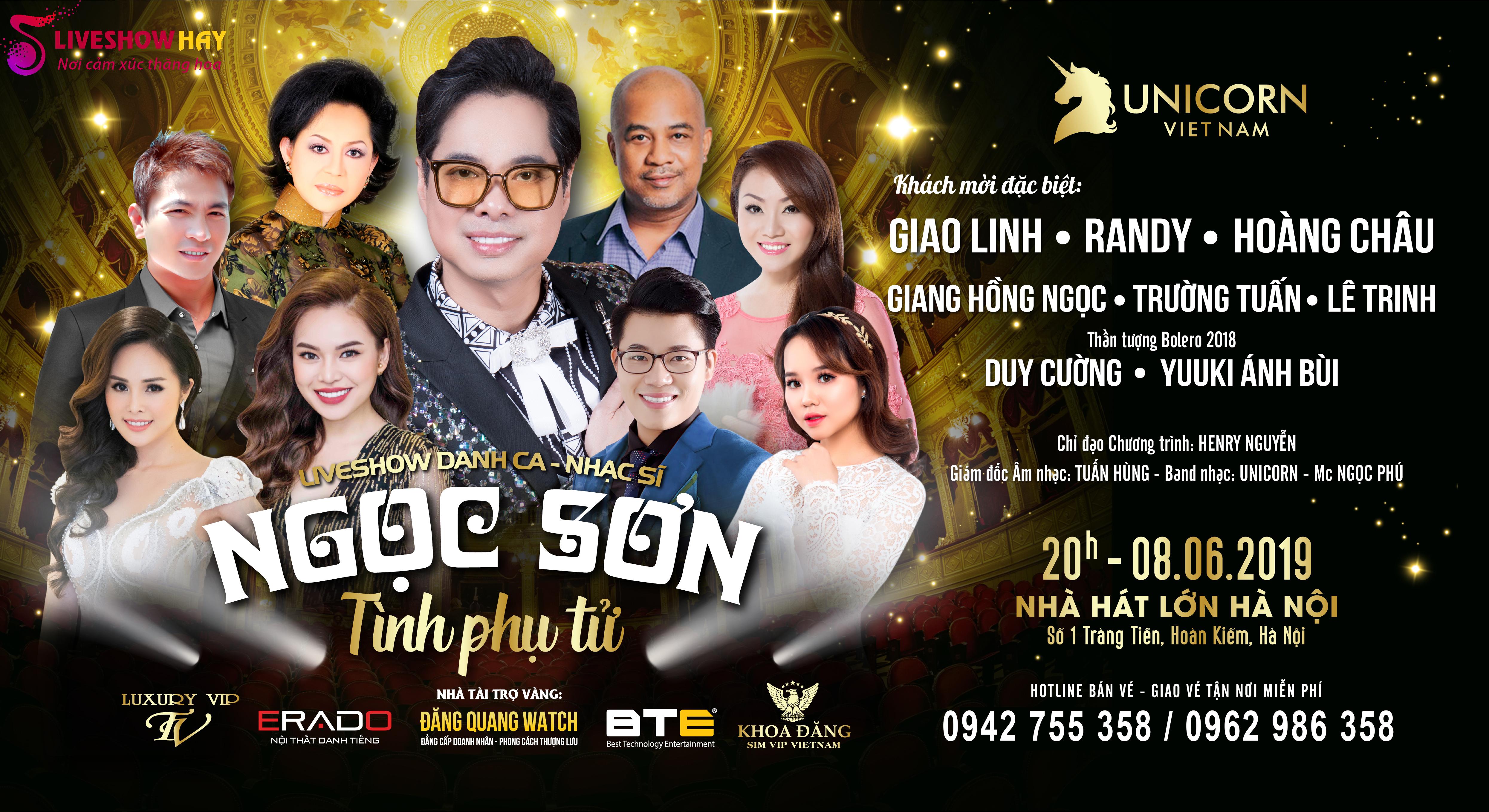 Liveshow Ngọc Sơn, Tình Phụ Tử