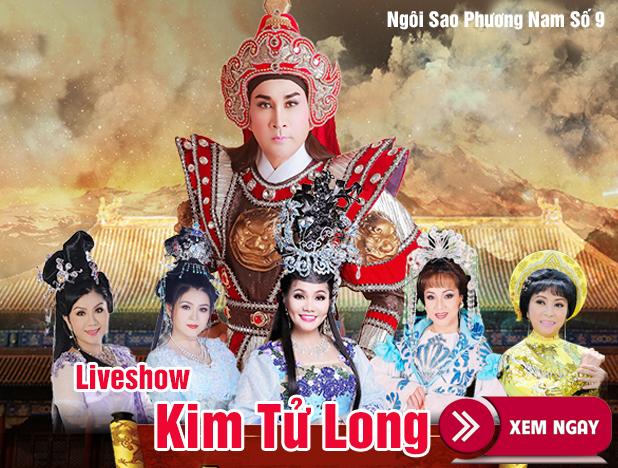 Bán vé Liveshow Kim Tử Long – Thánh Đường Sân Khấu