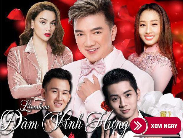 Bán vé Liveshow đêm nhạc Đàm Vĩnh Hưng 6/10/2019