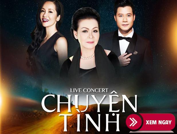 Bán Vé Liveshow Khánh Ly, Hồng Nhung, Quang Dũng – Chuyện Tình 7,8/3/2020